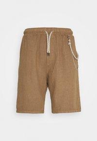 Gianni Lupo - Shorts - camel - 0