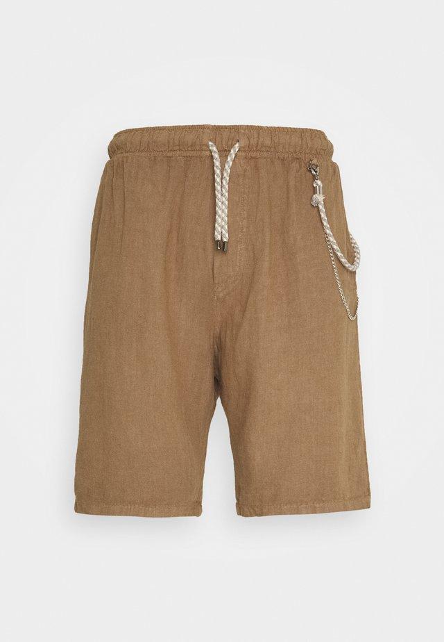 Shortsit - camel