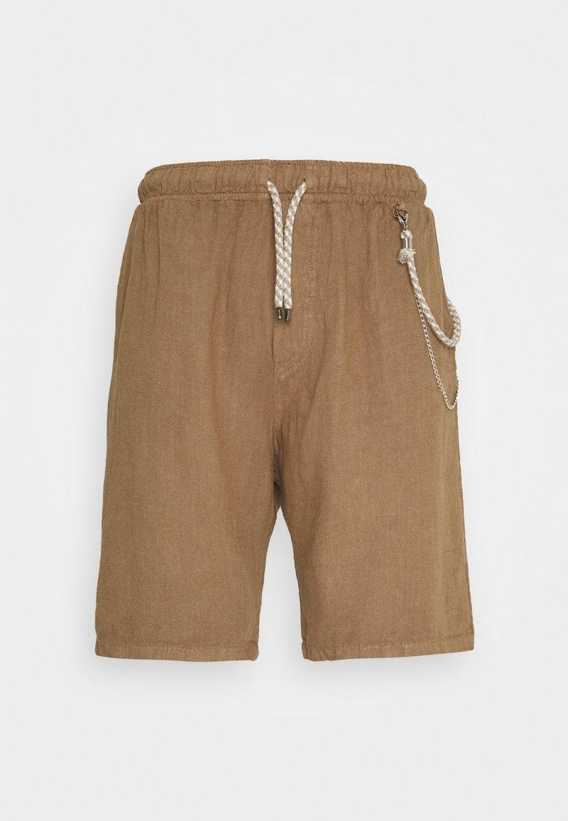 Gianni Lupo - Shorts - camel