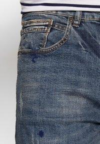 Gianni Lupo - Slim fit jeans - blue denim - 3
