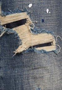 Gianni Lupo - Slim fit jeans - blue denim - 4