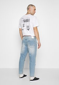 Gianni Lupo - Jeans Tapered Fit - blue denim - 2