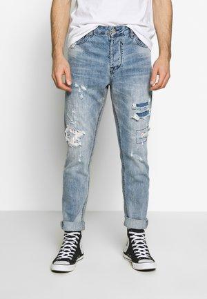 Slim fit jeans - blue denim