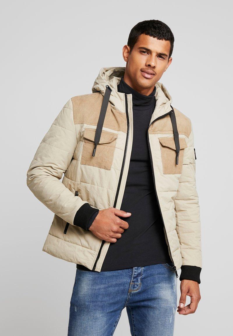 Gianni Lupo - GIUBOTTO - Light jacket - beige