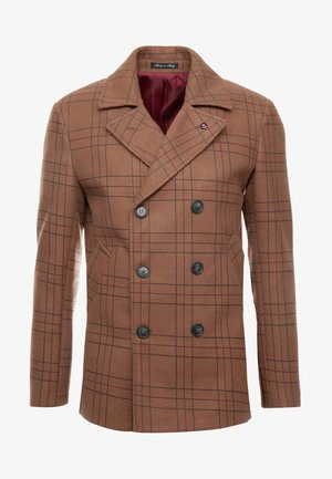 CAPPOTTO - Manteau court - camel