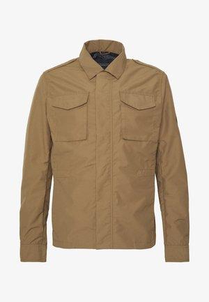 JACKET - Summer jacket - brown