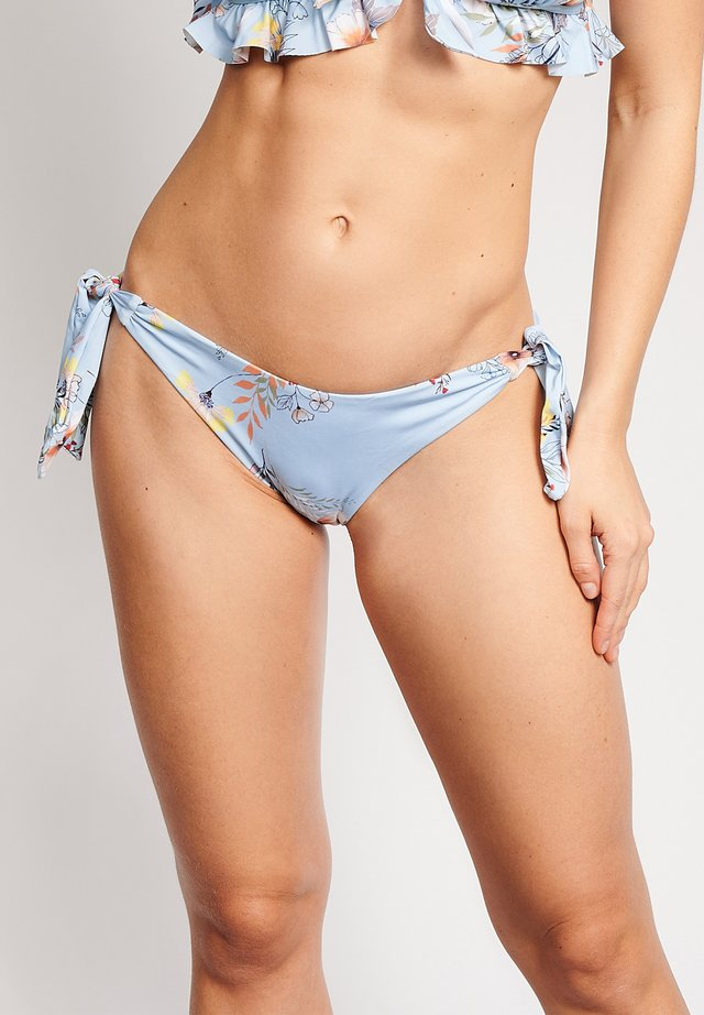 Bikini bottoms - tropical blue