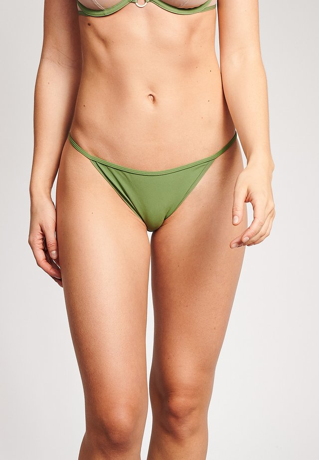 Briefs - green