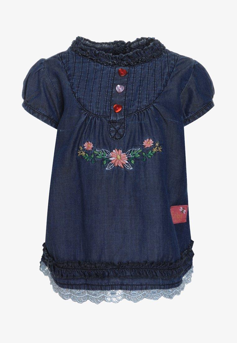 Gelati Kidswear - Tuniek - light blue denim