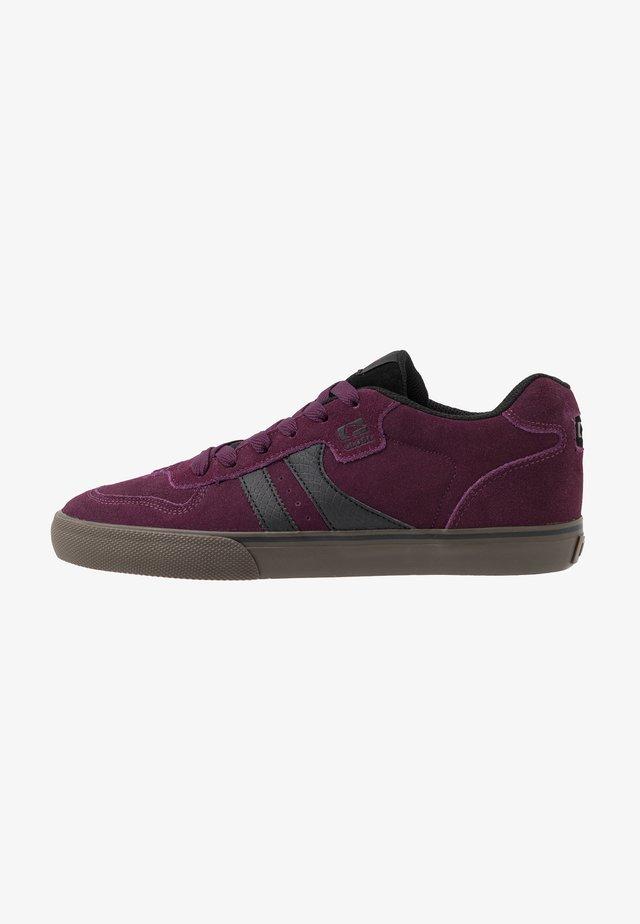 ENCORE-2 - Skateskor - plum/choc