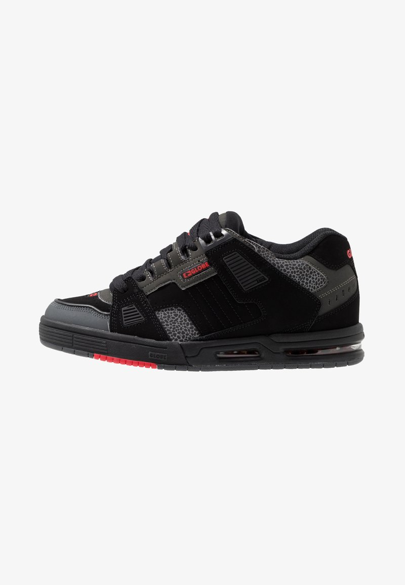 Globe - SABRE - Skate shoes - black/pebble