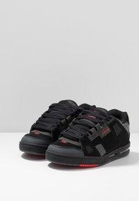 Globe - SABRE - Skate shoes - black/pebble - 2