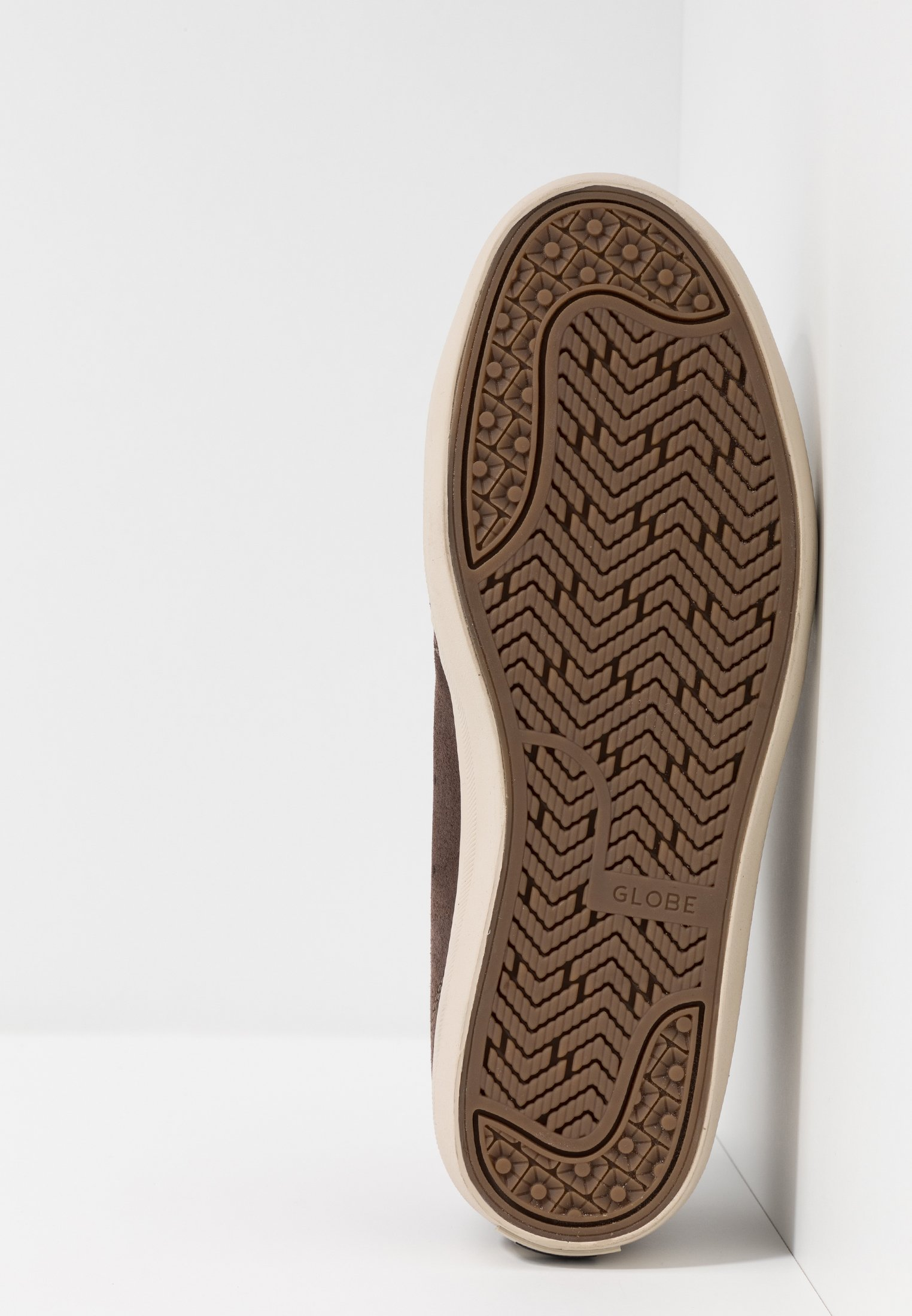 Globe CHUKKA - Baskets basses dark brown/plaid