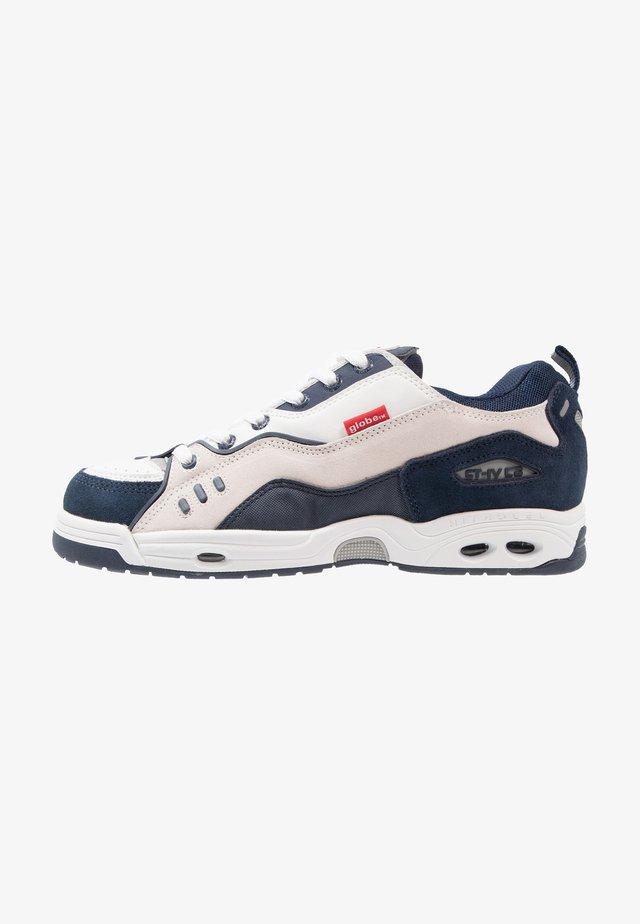 CT-IV CLASSIC - Skateschuh - white/blue