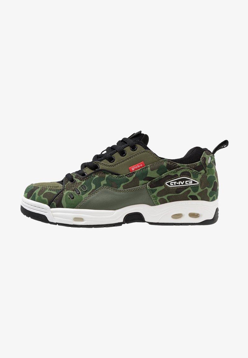 Globe - CT-IV CLASSIC - Chaussures de skate - green/white