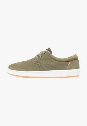 WINSLOW  - Sneakers - stone green/white