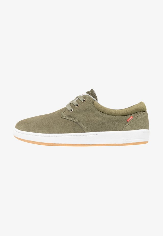 WINSLOW  - Trainers - stone green/white