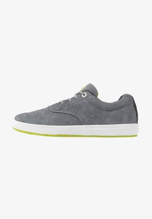 THE EAGLE SG - Skate shoes - charcoal/poison