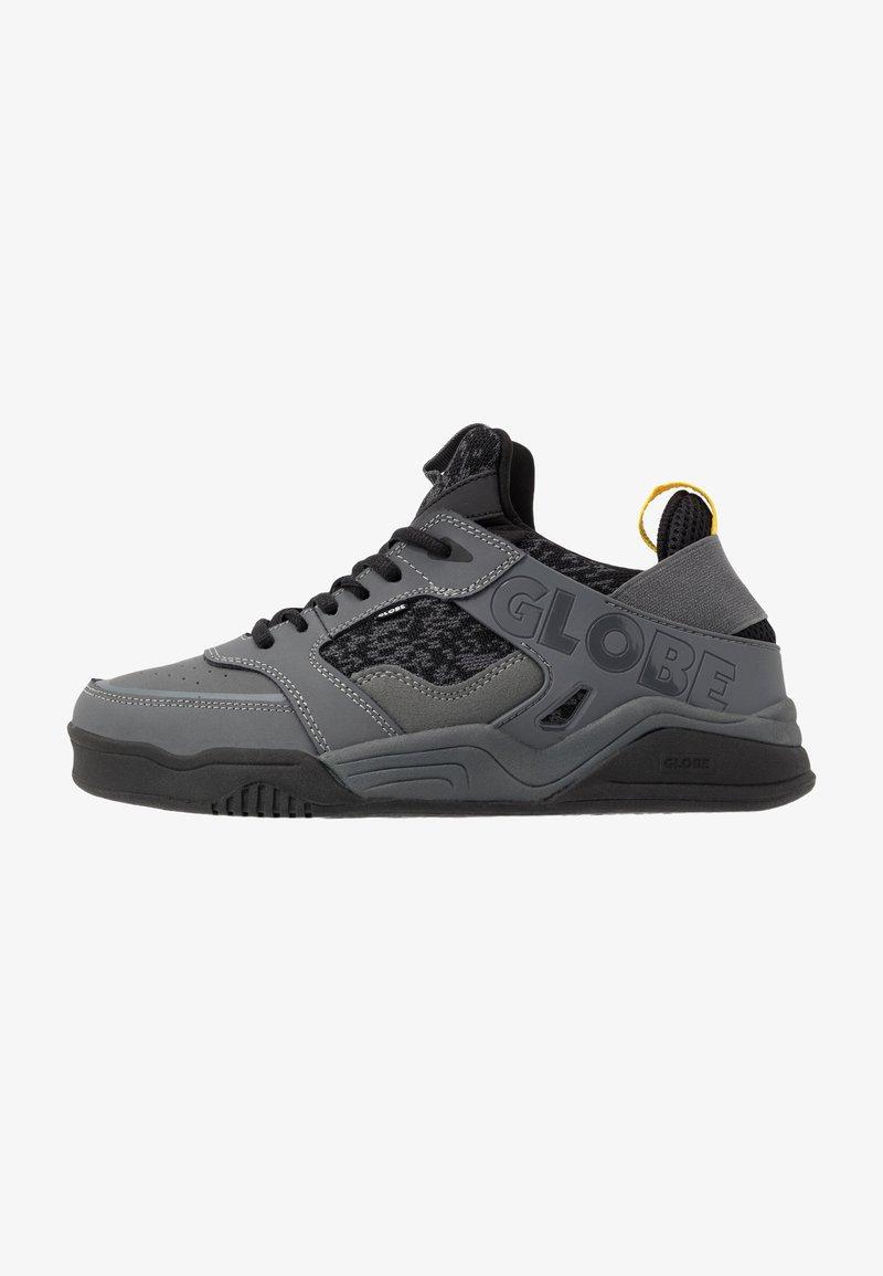 Globe - TILT EVO - Sneakersy niskie - grey/black
