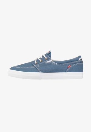 ATTIC - Sneakersy niskie - bluestone/white