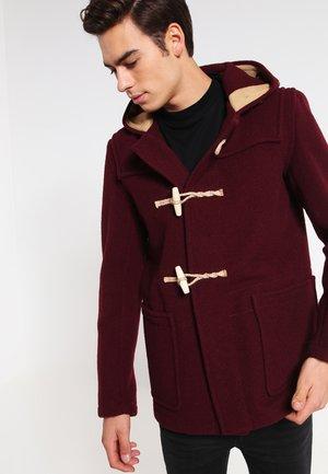 MONTY - Jas - burgundy