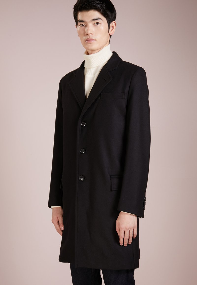 Gloverall - CHESTERFIELD - Classic coat - black