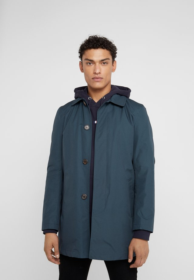 JAMES CAR COAT - Halflange jas - navy