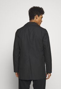 Gloverall - JAMES CAR COAT - Short coat - black - 2