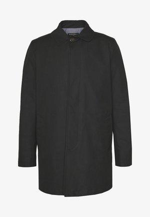 JAMES CAR COAT - Halflange jas - black
