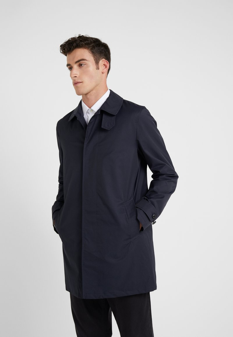 Gloverall - MANSELL CAR COAT - Kurzmantel - navy