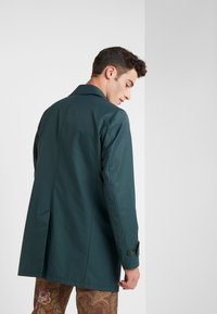 Gloverall - MANSELL CAR COAT - Kort kappa / rock - green - 2