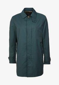 Gloverall - MANSELL CAR COAT - Kort kappa / rock - green - 3