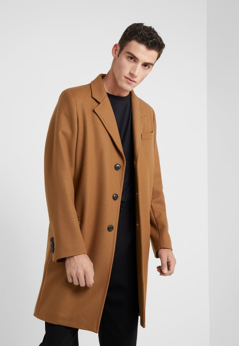 Gloverall - CHESTERFIELD - Manteau classique - camel