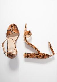 Glamorous - Sandály na vysokém podpatku - multicolor - 3
