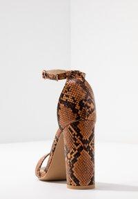 Glamorous - Sandály na vysokém podpatku - multicolor - 5