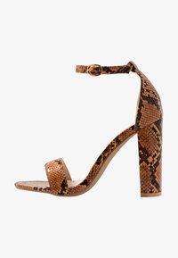 Glamorous - Sandály na vysokém podpatku - multicolor - 1