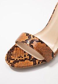 Glamorous - Sandály na vysokém podpatku - multicolor - 2
