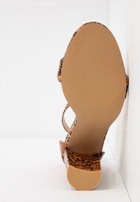 Glamorous - Sandály na vysokém podpatku - multicolor - 6