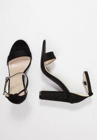 Glamorous - Sandaler med høye hæler - black - 3