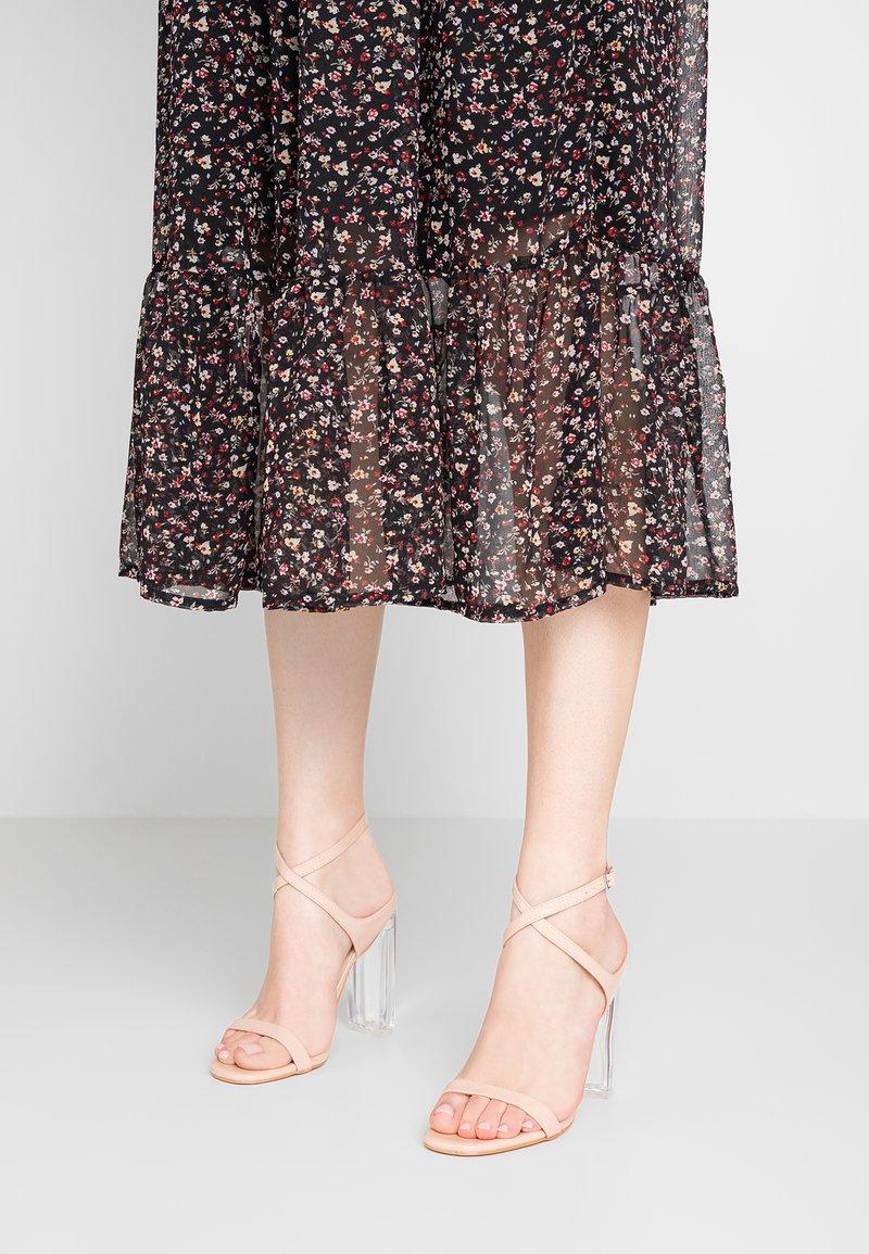 Glamorous - High heeled sandals - nude