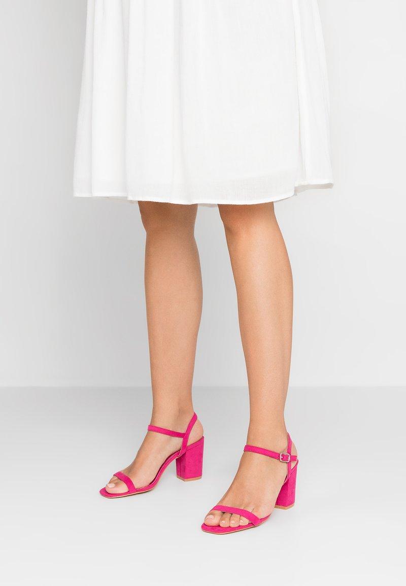 Glamorous - Sandály - pink