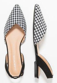 Glamorous - WAY - Slingback ballet pumps - black - 3