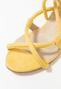 Glamorous - Sandales - yellow - 2