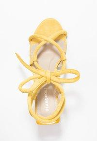 Glamorous - Sandales - yellow - 3