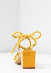Glamorous - Sandales - yellow - 5