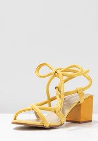 Glamorous - Sandales - yellow - 4