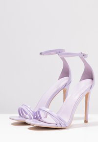 Glamorous - Sandály na vysokém podpatku - lilac - 4