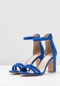 Glamorous - High heeled sandals - cobalt - 4