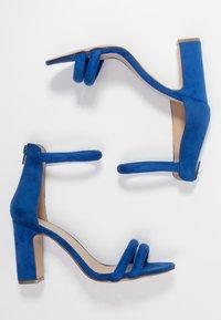 Glamorous - High heeled sandals - cobalt - 3