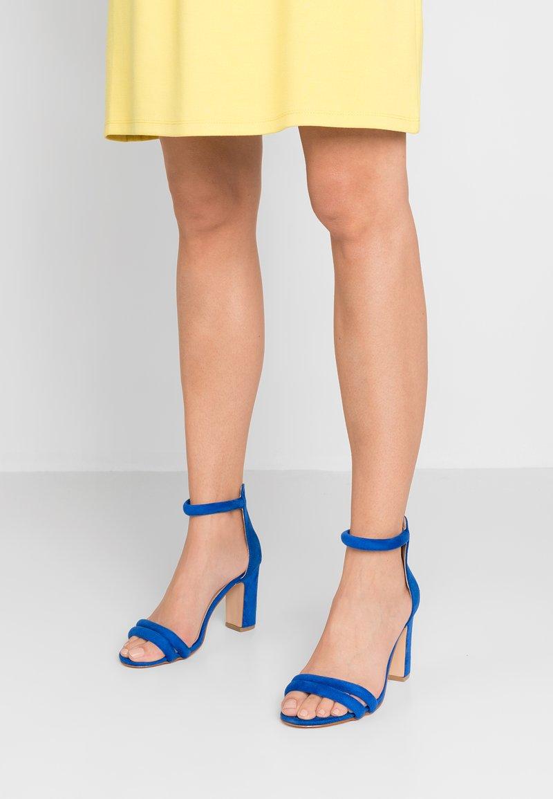 Glamorous - High heeled sandals - cobalt